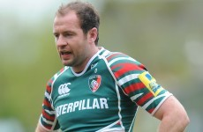 Geordan Murphy to retire from rugby this summer