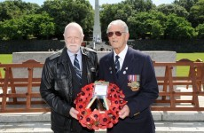 Shatter says State failed to acknowledge 'courage and sacrifice' of World War II veterans