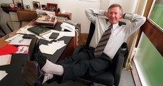 27 pictures that sum-up Alex Ferguson's 27 years at Manchester United