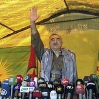 Kurdish rebels begin critical pullout from Turkey