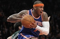 Watch: How the Knicks introduced Carmelo Anthony to Madison Square Garden