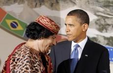 Colonel Gaddafi under pressure as Obama condemns Libya violence