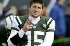 Tim Tebow is the 'most influential' athlete in the US, despite being unemployed