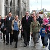 """Priory Hall: """"They've already tried to put us on the streets once, they can't try it again"""""""