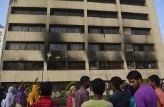 Eight die in new Bangladesh garment factory tragedy