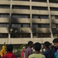 Eight die in new Bangladesh garment factory tragedy