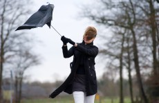 More wind and rain on the way, as temperatures stay below normal
