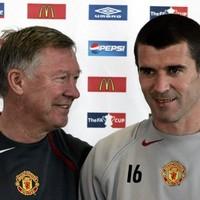 Did you hear Roy Keane's musical farewell to Alex Ferguson this morning?