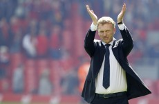 David Moyes confirmed as new Manchester United manager