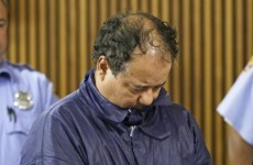 Ariel Castro in court, charged with rape and kidnapping