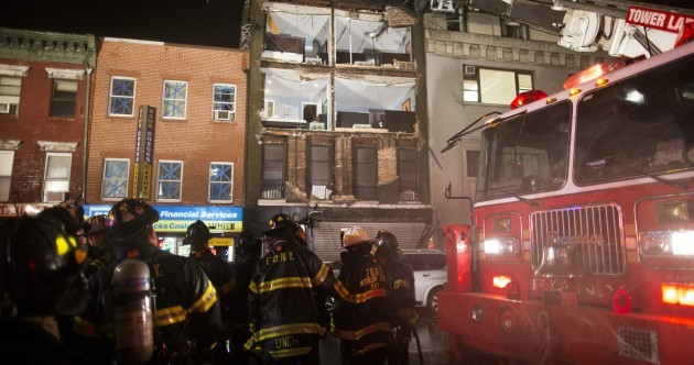 What can Irish firefighters learn from Superstorm Sandy?