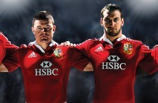 Missing out on Lions captaincy might be a blessing — O'Driscoll