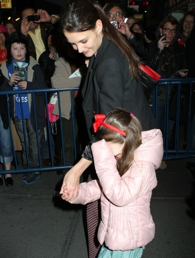 The Dredge: Suri Cruise is launching a fashion line
