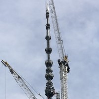 In pics: Final piece of spire added to One World Trade Centre