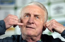'Never say never': Trapattoni open to Serie A return -- reports