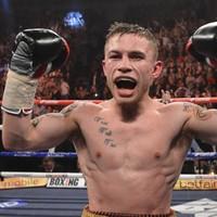 Carl Frampton set to fight on David Haye undercard next month