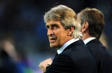 Manuel Pellegrini in line to replace Mancini at City -- reports