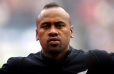 Jonah Lomu, a rugby career that was all too brief