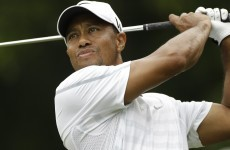 Woods, Garcia battle more than the elements at The Players Championship