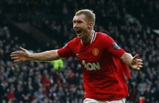 Scholes is as close to the complete footballer as you can get - Zidane
