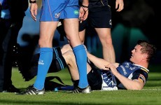 O'Driscoll and D'Arcy major fitness worries for Amlin Cup Final