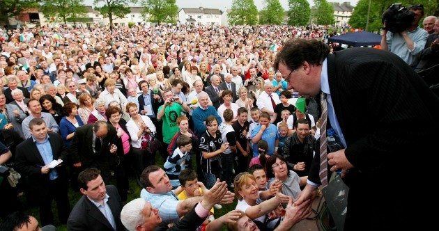 FLASHBACK: Brian Cowen became Taoiseach five years ago this week