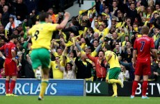 Sunderland still in danger but Norwich secure their Premier League status