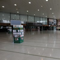 GALLERY: Check out how quiet Busaras is during the strike