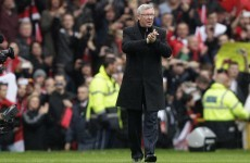 'Your job now is to stand by our new manager': Fergie's final speech
