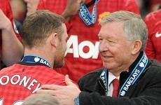 Alex Ferguson confirms Wayne Rooney has asked for a transfer