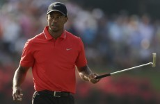 Tiger wins The Players as Garcia sinks under pressure