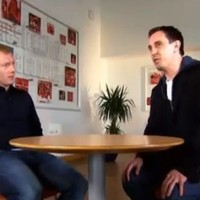 Paul Scholes gives a rare interview with Gary Neville