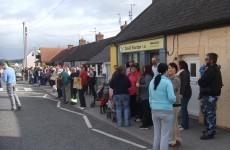 Midleton locals hold protest over ambulance service after boy's death