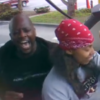 Prank turns into the best karaoke session ever had at a petrol station