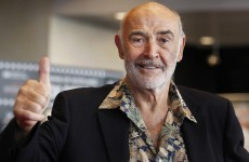 Sean Connery reading The Beatles' In My Life as Fergie bows out
