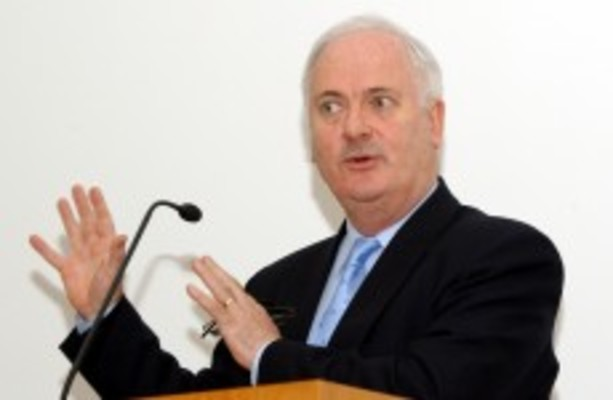 Former Taoiseach's comments on financial regulation gave MEP 'the ...