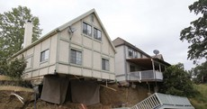 Houses in California are slowly sinking into the ground
