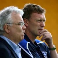 No rush to replace departing David Moyes, claims Kenwright