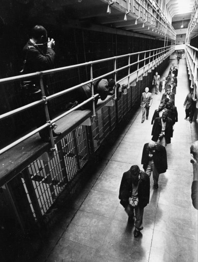 50 years ago, these last prisoners left Alcatraz forever