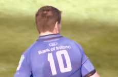 Check out TG4's spectacular tribute to Jonny Sexton and Isa Nacewa