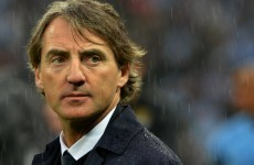 Confirmed: Roberto Mancini sacked by Manchester City