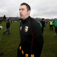 Oisin McConville: 'It's difficult going to watch matches knowing you won't be involved'
