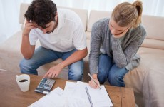 Young people 'bear burden of financial crisis'