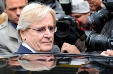Bill Roache appears in court on rape charges