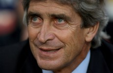 Manuel Pellegrini the strong favourite to replace Mancini