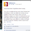 'You called me monkey...' Drogba's anti-racist Facebook smackdown