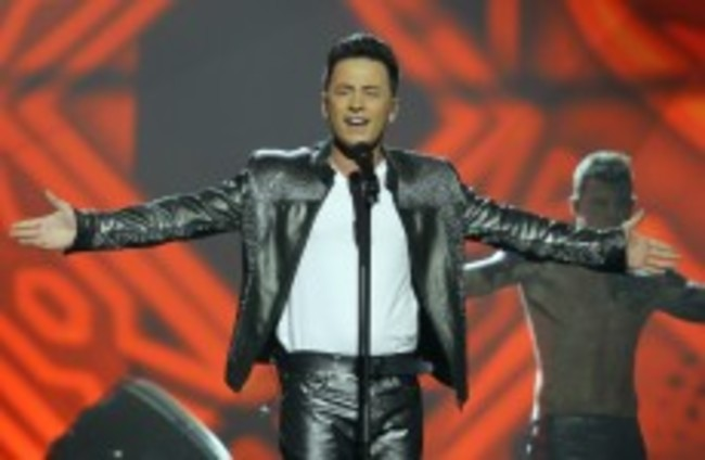 Ireland's Eurovision semi-final: spacemen, nakedness and Obelix