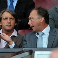 David Platt leaves Man City after Mancini sacking