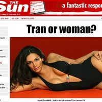 "The Sun's transgender quiz criticised as ""offensive"" and unacceptable"