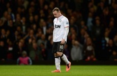 Bayern Munich turn their nose up at signing want-away Wayne Rooney